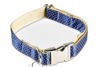 Halsband Griechenland blau Gr. 5