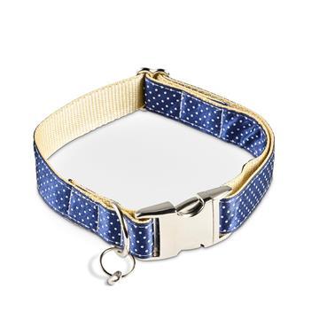 Halsband Griechenland blau Gr. 13