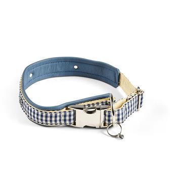 Halsband Lichtenstein blau Gr. 11